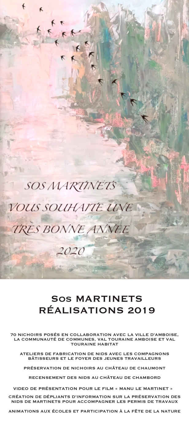 SOS Martinets Carte 2020
